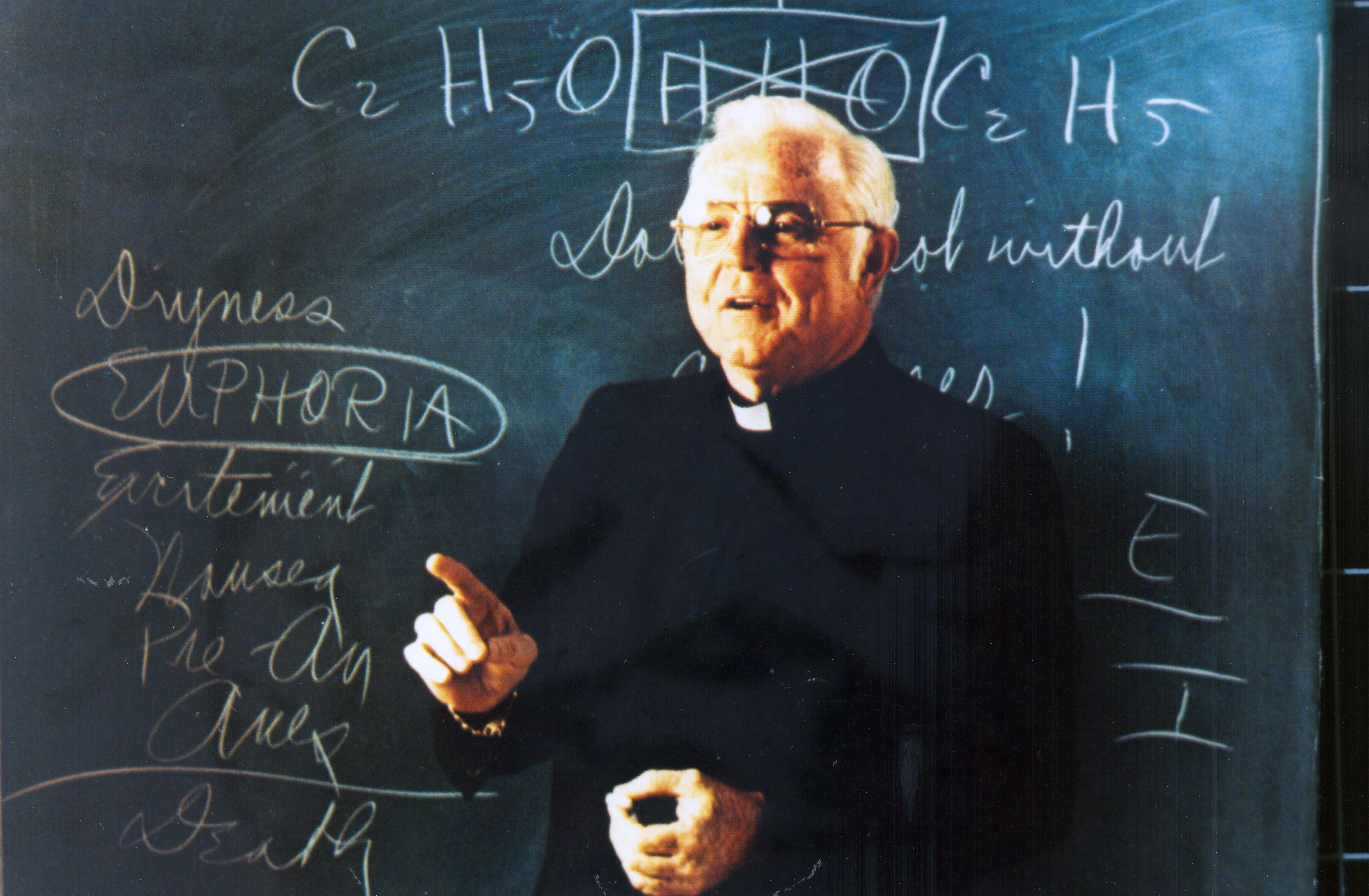 "12 Steps of AA with Father Martin ""CHALK TALK"" – Recovery ..."