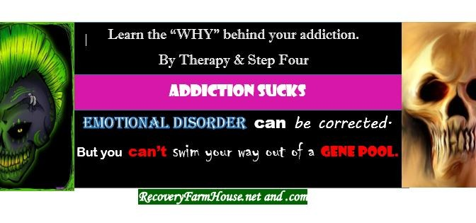 Recovery from Grave Emotional Disorder